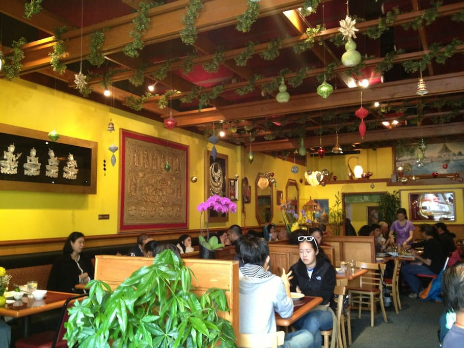 Photo of Mandalay Restaurant in Richmond District