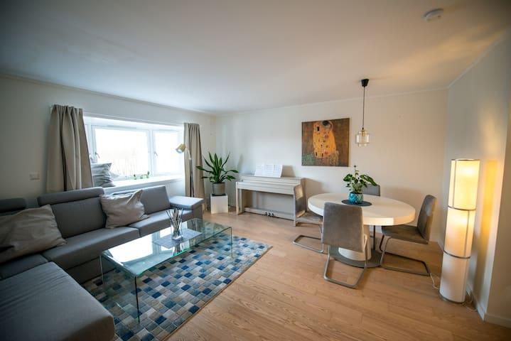Beautiful, comfy apartment in Stavanger center - Stavanger - Appartement