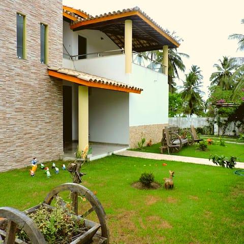 Casa 5 quartos em Itaparica/BA.Praia liberada!