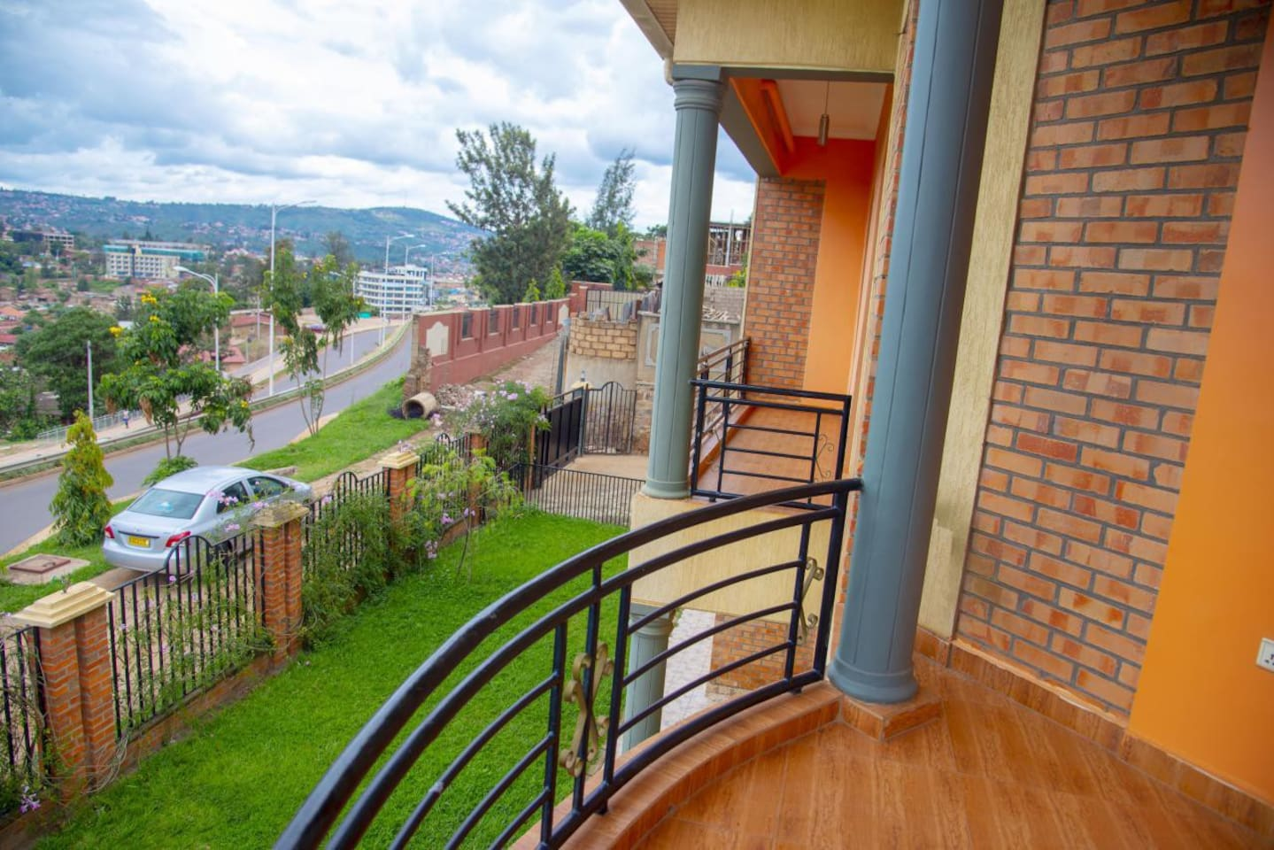 Welcome to your home away from home at kigali, beautiful. Right?