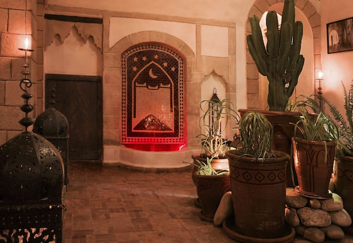 Riad Laylati - Tayri Room - 1 Bed/2 Persons