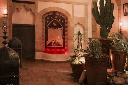 Riad Laylati - Chambre Tayri - 1 Lit/2 Personnes