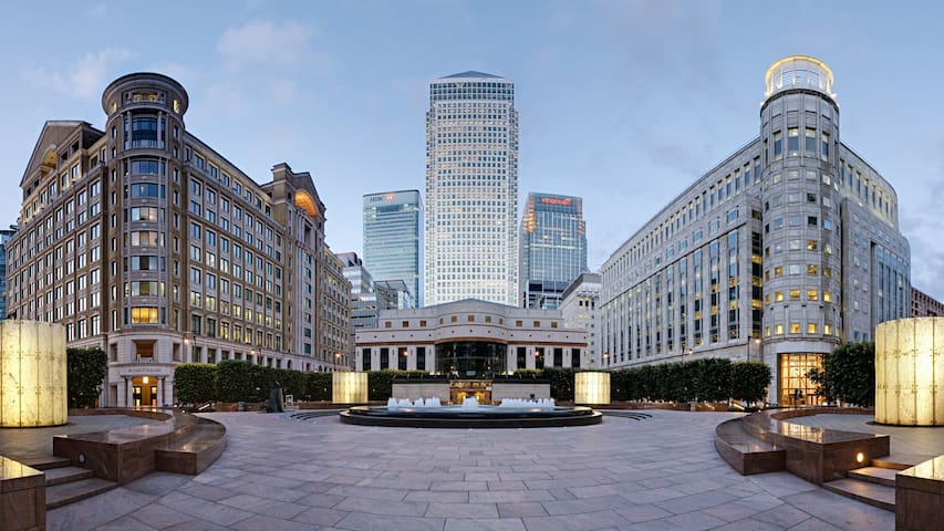 Luxury Two Bedroom apartment near Canary Wharf - Londres - Appartement