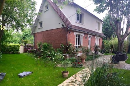 Maison de charme - L'Haÿ-les-Roses