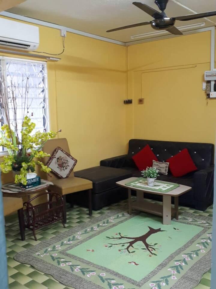 D''Green Homestay Seberang Jaya(Bersebelah Sunway)