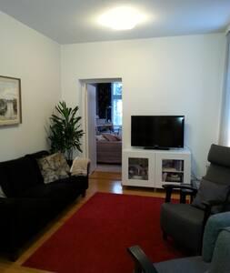 Two room apartment with sauna / saunallinen kaksio
