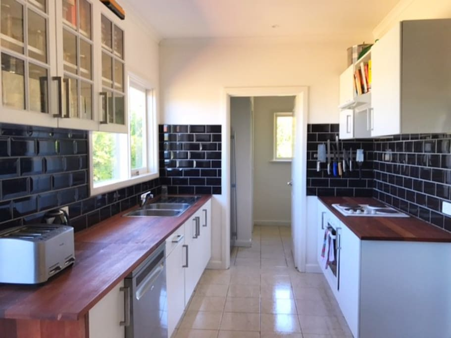 Kitchen to make yourself at home in