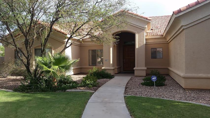 Upscale Coyote Ranch Vacation Home - Casa Grande