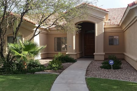 Upscale Coyote Ranch Vacation Home - Casa Grande