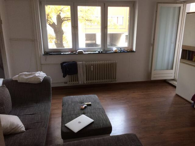 2+1/2 rooms apartment in Berlin