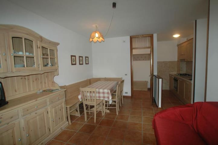 APP.TO CIVETTA 1 - Mareson-Pecol - Apartment