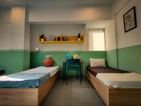 Beautifully Crafted rooms in Juhu