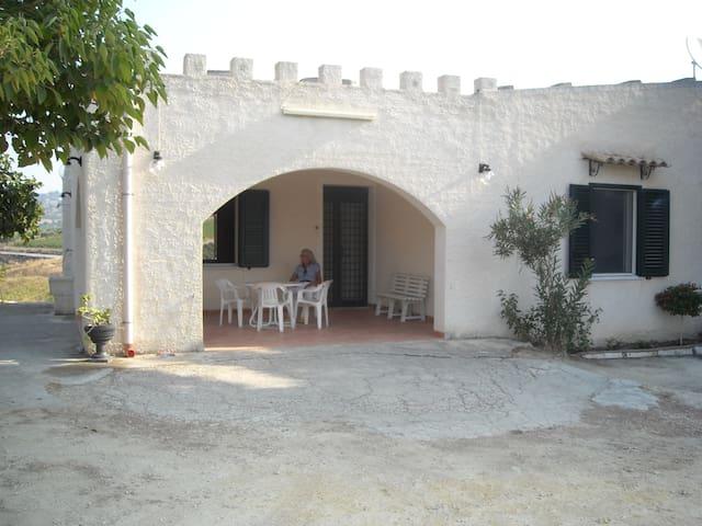 Casetta nel Borgo dei Borghi - Sambuca di Sicilia - Hus