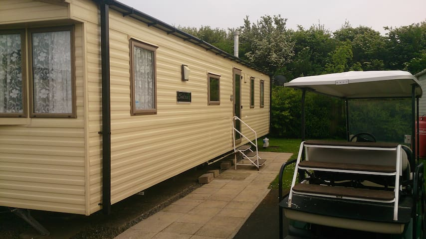 Fleetwood Cala Gran 3 Bed static caravan WiFi