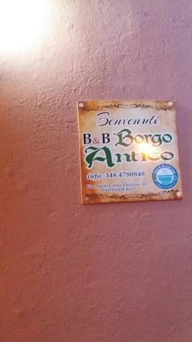 Borgo Antico B&B - Papasidero - Bed & Breakfast