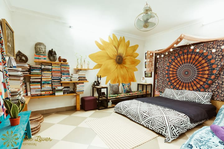 Sweet room❀1BR❀Lovely decor❀The Lover homestay