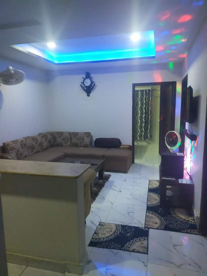 Luxurious furnished 3 bedroom apartment available