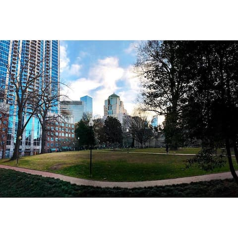 Center City Living-walk to work and Blumenthal!