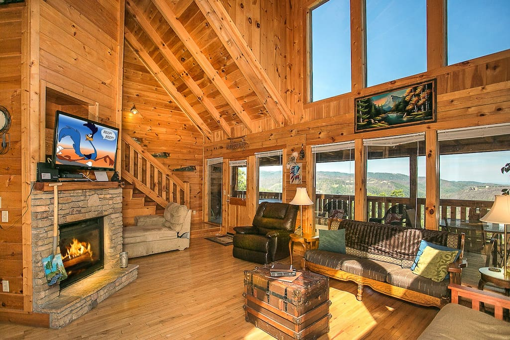 God S Grace Cabins For Rent In Gatlinburg Tennessee