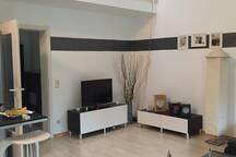 2,5 Zimmer Wohnung mit Balkon und Galerie