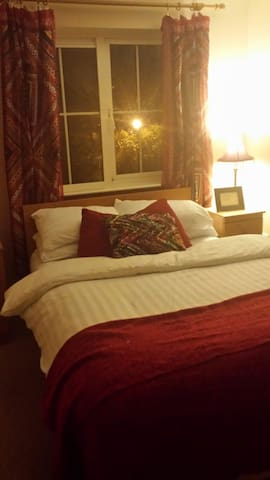 Cosy clean double bed in Portlaoise - Portlaoise - Casa