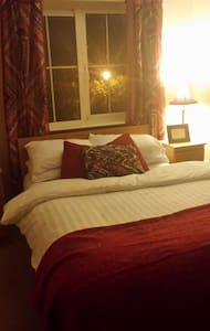 Cosy clean double bed in Portlaoise - Portlaoise - Hus