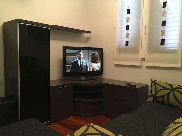 Coqueto piso a 50m de la universidad - Arechavaleta - Apartment