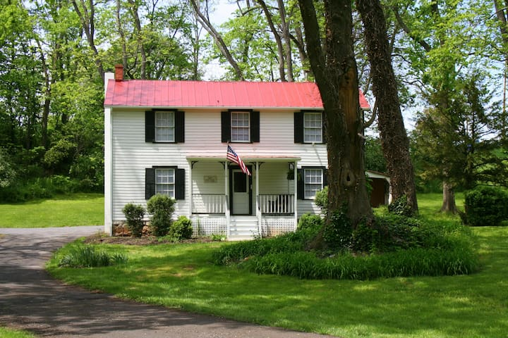 The Civil War Union Officers Guest House