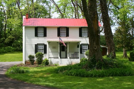 The Civil War Union Officers Guest House - Berryville