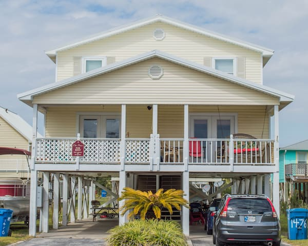 Our Peace - Gulf Shores - Huis