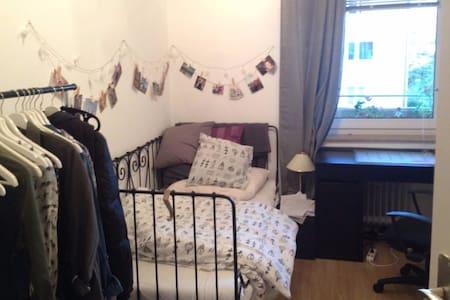 Einzelzimmer gut gelegen in Rosenheim - Rosenheim - Lejlighed