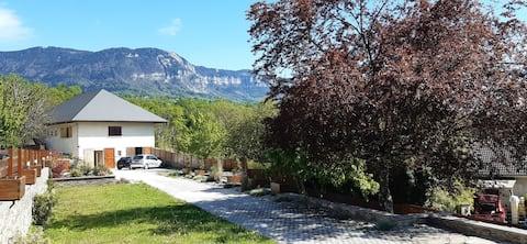 Joli T2 proche Aix-les-Bains
