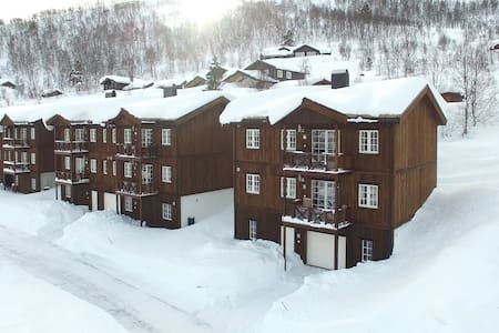 "Mountain Lodge on Strandafjellet, ""Habostaddalen"" - Stranda"