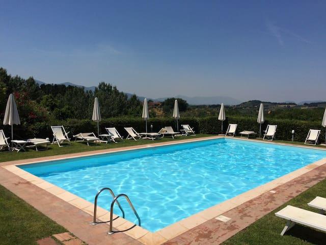 Casa Bellavista, a romantic spot in the coutryside