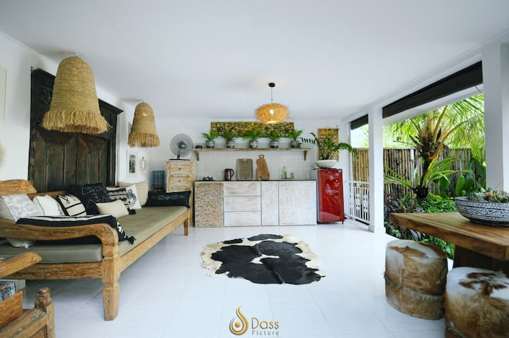 Peaceful & Stylish Two Bed Villa With Private Pool