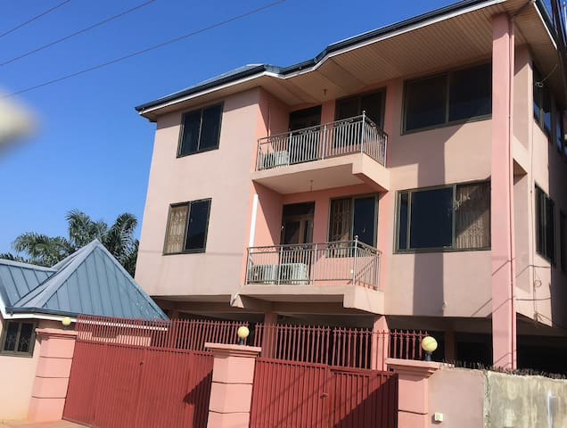 Luxury 2 Bedroom Apartment at budget price-Awoshie