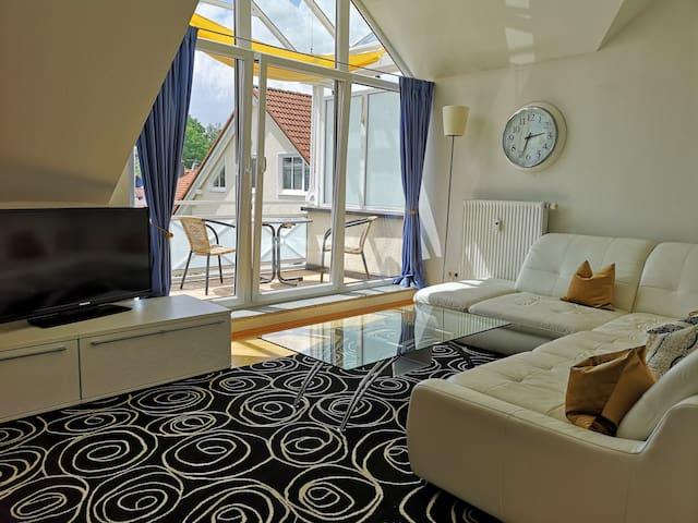 Deluxe Apartment in München in bester Lage