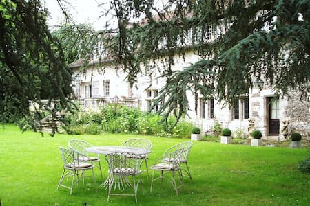 Manoir le clos bonport - Lery - Bed & Breakfast