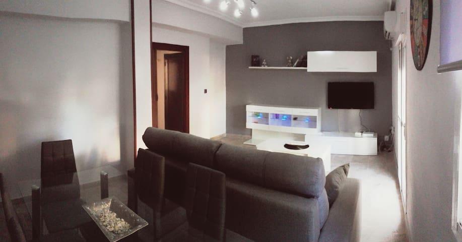 apartamento en sevilla junto a boca de metro. WIFI - Sevilla - Apto. en complejo residencial
