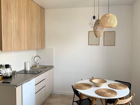 Boho apartment near the sea Fontanka
