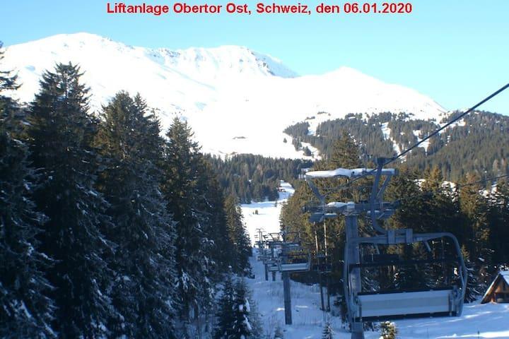 Preiswert Skifahren und urlauben! 40 % Skipassboni