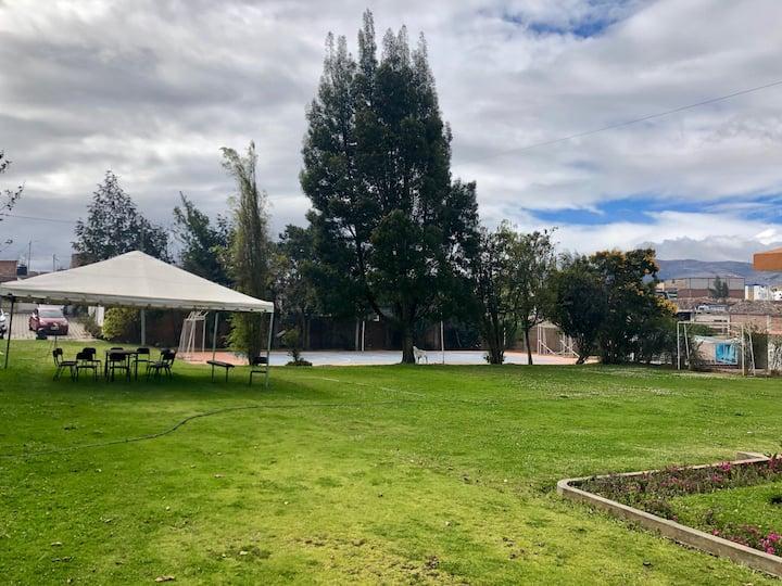 Los Nogales el mejor alojamiento de Riobamba