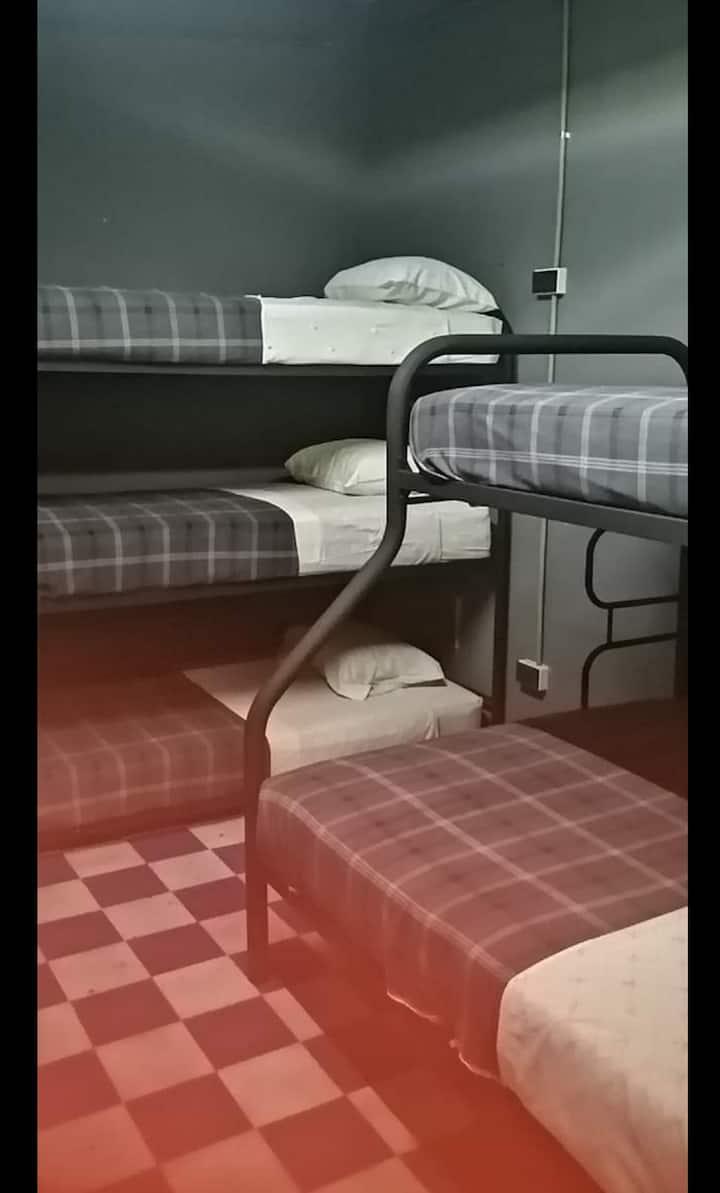 Azul_hostel será tu casa en Córdoba