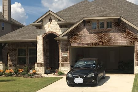 Brand New Home In Gated Community Near The Lake - Frisco - Casa