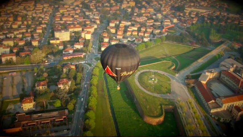 Piccolo Paradiso - Hot Air  Balloon Club in Lucca