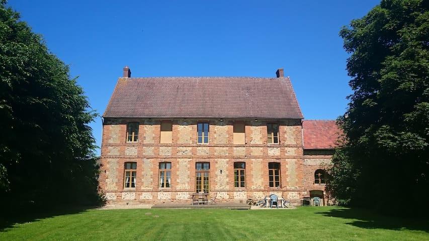 AU GITE DE FRENELLES - Boisemont - House