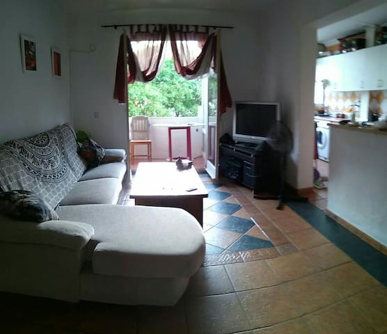 Apartamento tranquilo en sa indioteria