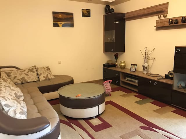 Large and warm 3 BD at Davtashen - Yerevan - Apartemen