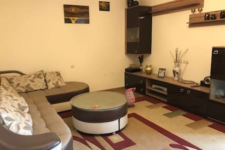 Large and warm 3 BD at Davtashen - 耶烈萬 - 公寓