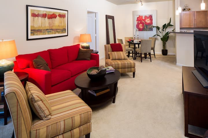 Cozy apartment for you | 2BR in Lakeland